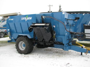 New 4440 Lucknow Feed Mixer - SOLD Image