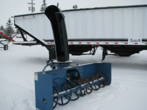 New S100-OR Lucknow Snowblower Image